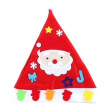(as show)Christmas Gift DIY Children Educational Toys Creative Handmade ... - $14.00