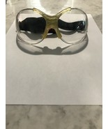 Vintage NOS New Old Stock BOLLE Sport Shield Safety Glasses Clear - $45.00