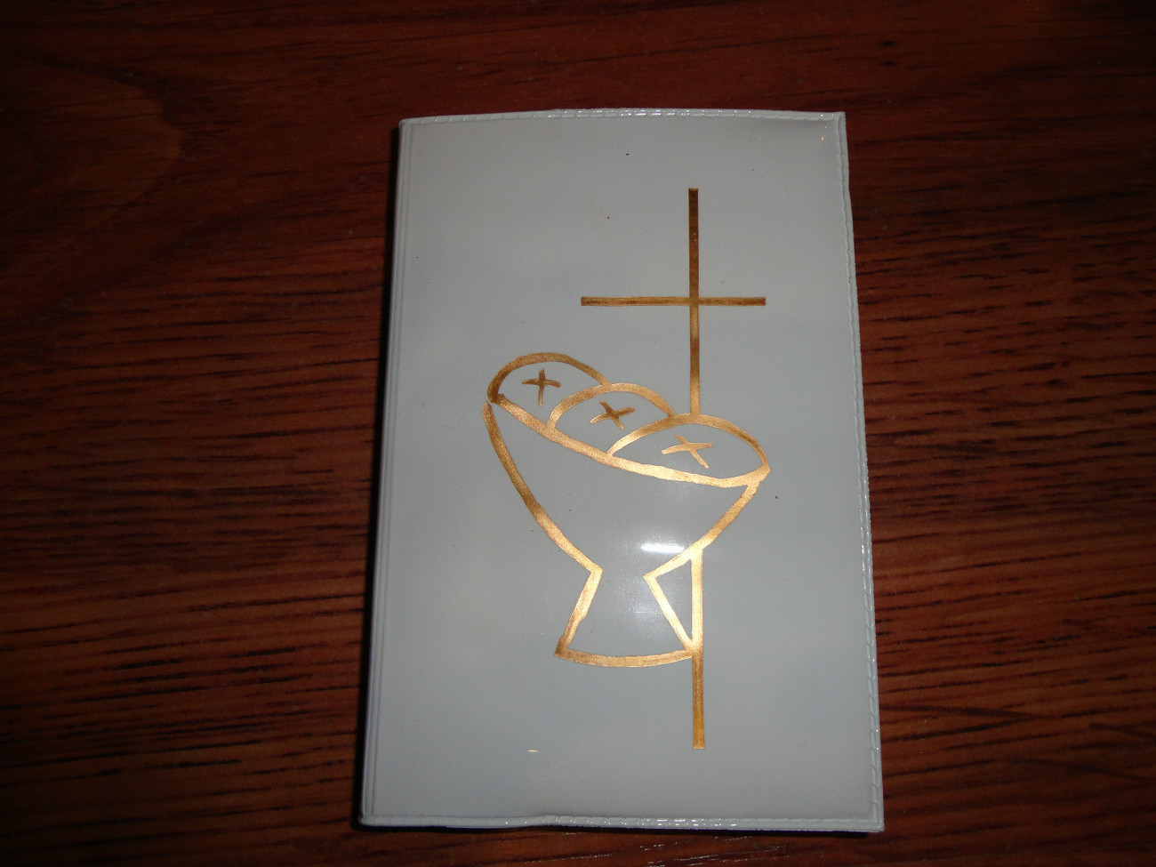 EUC!  FIRST COMMUNION BOOK