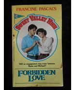 SWEET VALLEY HIGH BOOK #34 FORBIDDEN LOVE - $4.00