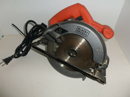 "Black & Decker Corded 12 Amps Circular Saw with 7-1/4"" Blade Power Tool CS1014 - $69.25"