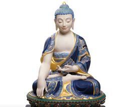 Lladro 2526 SHAKYAMUNI BUDDHA (GOLDEN) 01012526 Limited Edition New - $3,960.00