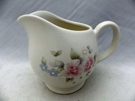 Pfaltzgraff Tea Rose pattern - small Pitcher 24 oz. excellent condition USA  EUC - $8.42