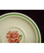 Syracuse restaurant ware 'Montrose' green borde... - $8.00