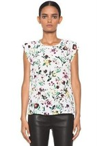 NEW AUTH 3.1 Phillip Lim Faded Botanical Muscle Tee in Antique White $225 - $803,74 MXN