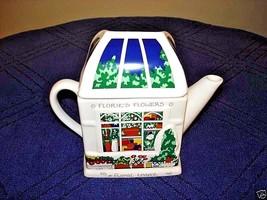 Teapot, English Life Teapots By Wade England - $49.95