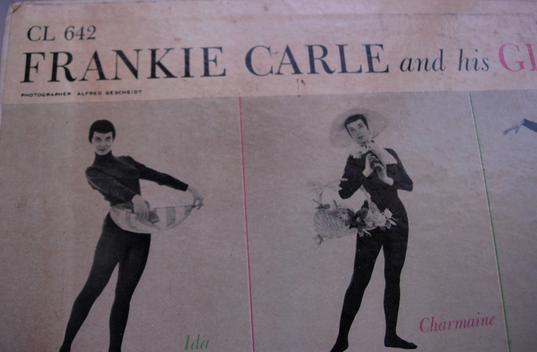 Frankie Carle and His Girl Friends - Columbia CL 642