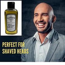 Alonzo's Sensational Premium Natural Shaving Oil for Men | Works as Moisturizing image 4
