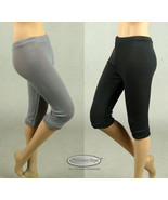 1/6 Phicen, TB League, NT Female Black & Gray Exercise Yoga Tights / Pan... - $17.33