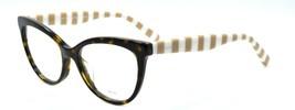 TOMMY HILFIGER TH 1481 9N4 Women's Eyeglasses Frames 52-17-140 Havana / Stripes - $71.82