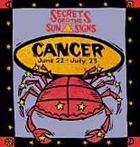 Cancer: June 22-July 23 (Monterey) Ariel Books and Editions, Monterey - $1.96