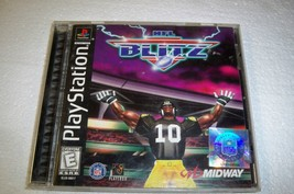 NFL Blitz (Sony PlayStation 1, 1998) - $9.74