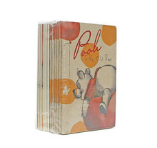Winnie the Pooh Notebook Mini Pocket Note Pads Eye Care Paper 32 Sheets ... - $13.30