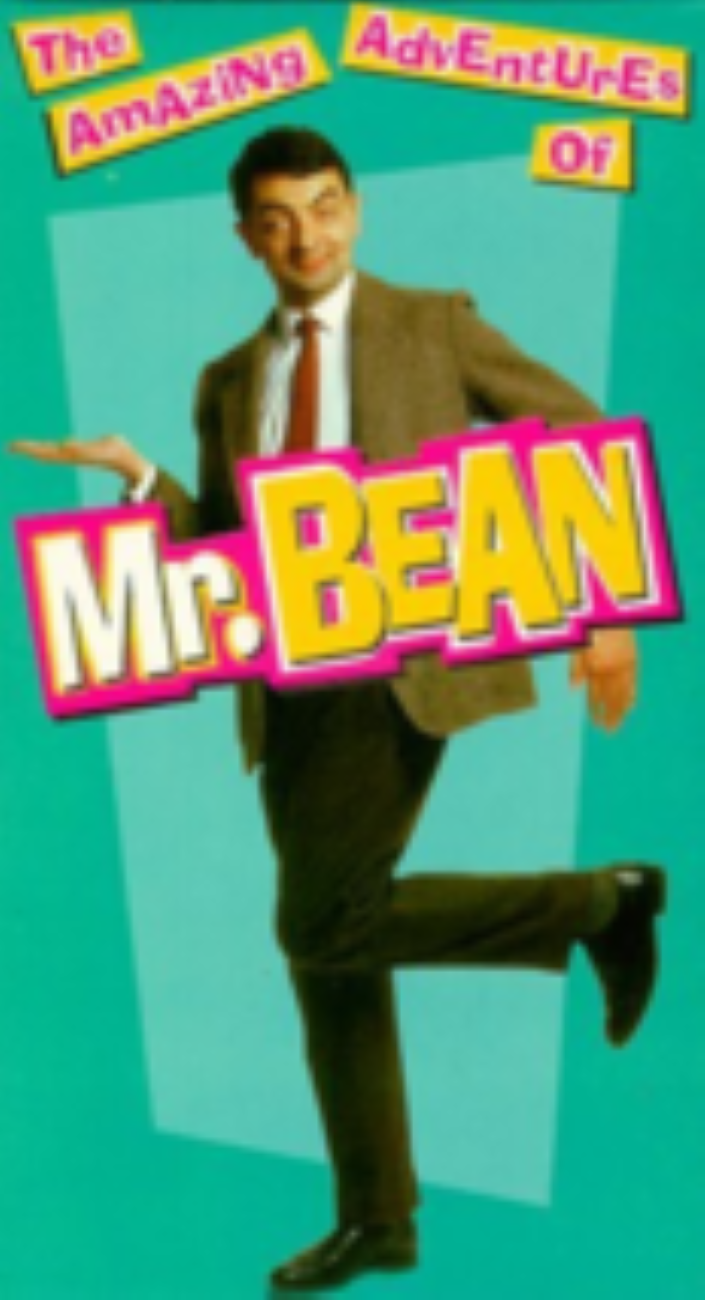 The Amazing Adventures of Mr. Bean Vhs