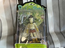 DAMAGE PACKAGE Rick And Morty Birdperson Action Figure Funko Adult Swim ... - $24.95