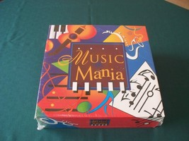Music Mania by Endgame Entertainment. 1995. NIB Sealed - $8.75