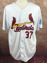 St. Louis Cardinals Men's 2006 Inaugural Season SGA  #37 Suppan Jersey White XL - $15.01