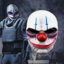 Payday Chains Mask Helmet Halloween Cosplay Season Resin - $64.35 CAD