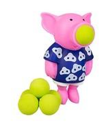 Hog Wild Pig Popper Toy - Shoot Foam Balls Up to 20 Feet - 6 Balls Inclu... - $9.89