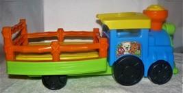 Fisher-Price Little People Choo-Choo Zoo Train - $10.98
