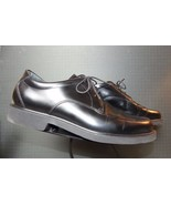 Men's Rockport DresSports Waterproof Black Leather Oxford Sz. 12M MINTY! - $58.91