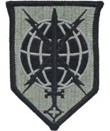 Military Intelligence Readiness Command ACU Patch Foliage Green - $6.36