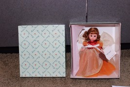 """Madame Alexander Baby Doll in box Fall Angel dressed 7.5"""" tall #28360 Collect - $26.97"""