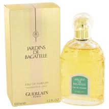 Guerlain Jardins De Bagatelle Perfumne 3.4 Oz Eau De Parfum Spray image 4