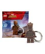 LEGO Teen Groot Keychain - Avengers Infinity War #5005244 Polybag NEW - $5.88