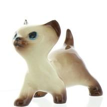 Hagen Renaker Specialty Cat Siamese Kitten Walking Ceramic Figurine image 3