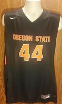 Nike Oregon State Beavers Black Hyper Elite 2.0 Large Basketball Jersey ... - $31.49
