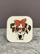 Dalmatian Coaster,Gifts For Dog Lovers,Mothers Day Gifts,Dalmatian,Dogs,Gifts - $6.80