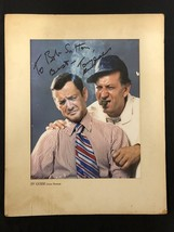 TV Guide Cover Print: Odd Couple-Signed By Tony Randall 1971 - $334.65
