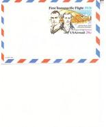 UXC19 US Airmail 28c First Transpacific Flight ... - €0,43 EUR