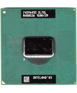 INTEL PENTIUM M 715 MOBILE 1.5GHZ 400FSB 2MB CACHE SOCKET 478 CPU - NEW - $3.11
