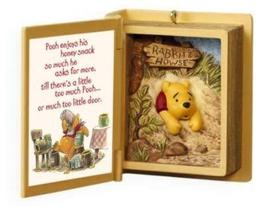 A Snack for Pooh 12th and Final in Series 2009 Hallmark Ornament - $17.82