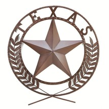 Accent Plus Texas Star Wall Plaque - $49.99