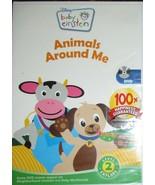 Baby Einstein: Animals Around Me (DVD, 2012) NEW - $24.74