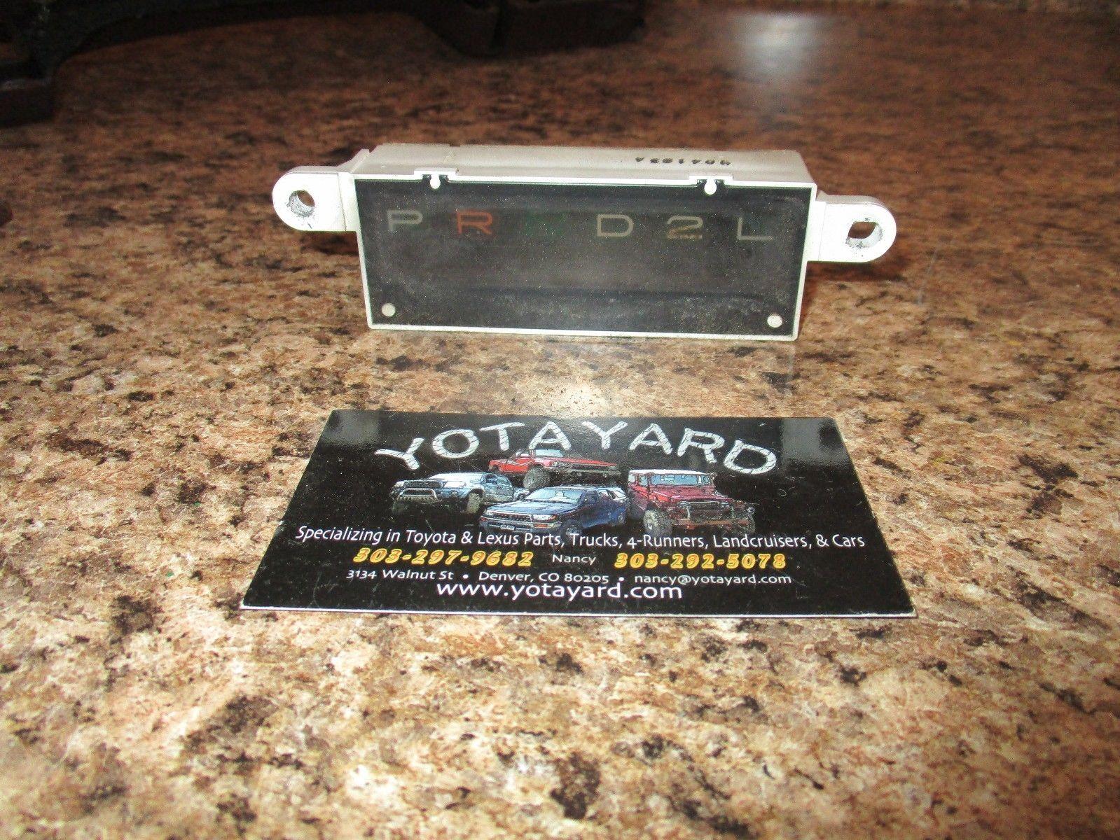 Toyota Lamp Assembly Indicator OEM 81850-32101 YOTA YARD