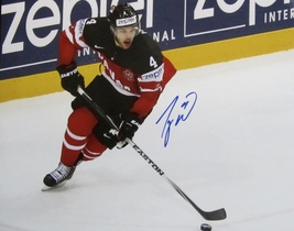 Taylor Hall Hand Signed Autographed 2014 Team Canada 11x14 Photo w/COA - $79.99