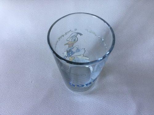 DONALD DUCK GLASS C