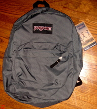 JanSport Superbreak Backpack ~ Navy NanoHndstth ~ NWT - $32.00