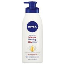 NIVEA Intense Healing Body Lotion, Use After Hand Washing, 16.9 Fl. Oz. ... - $27.22