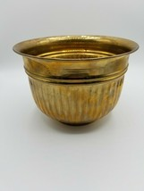 Rosenthal - Netter Inc. Brass Planter Bowl - $14.80