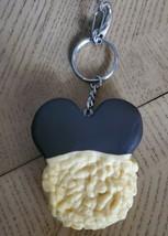 NWT Mickey Mouse Rice Crispy Treat Food Key chain Disney World Theme Parks - $14.80