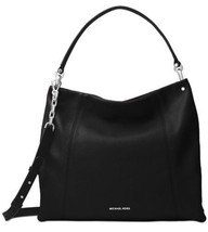Michael Kors Convertible Hobo Bag (Black, L) - $189.90