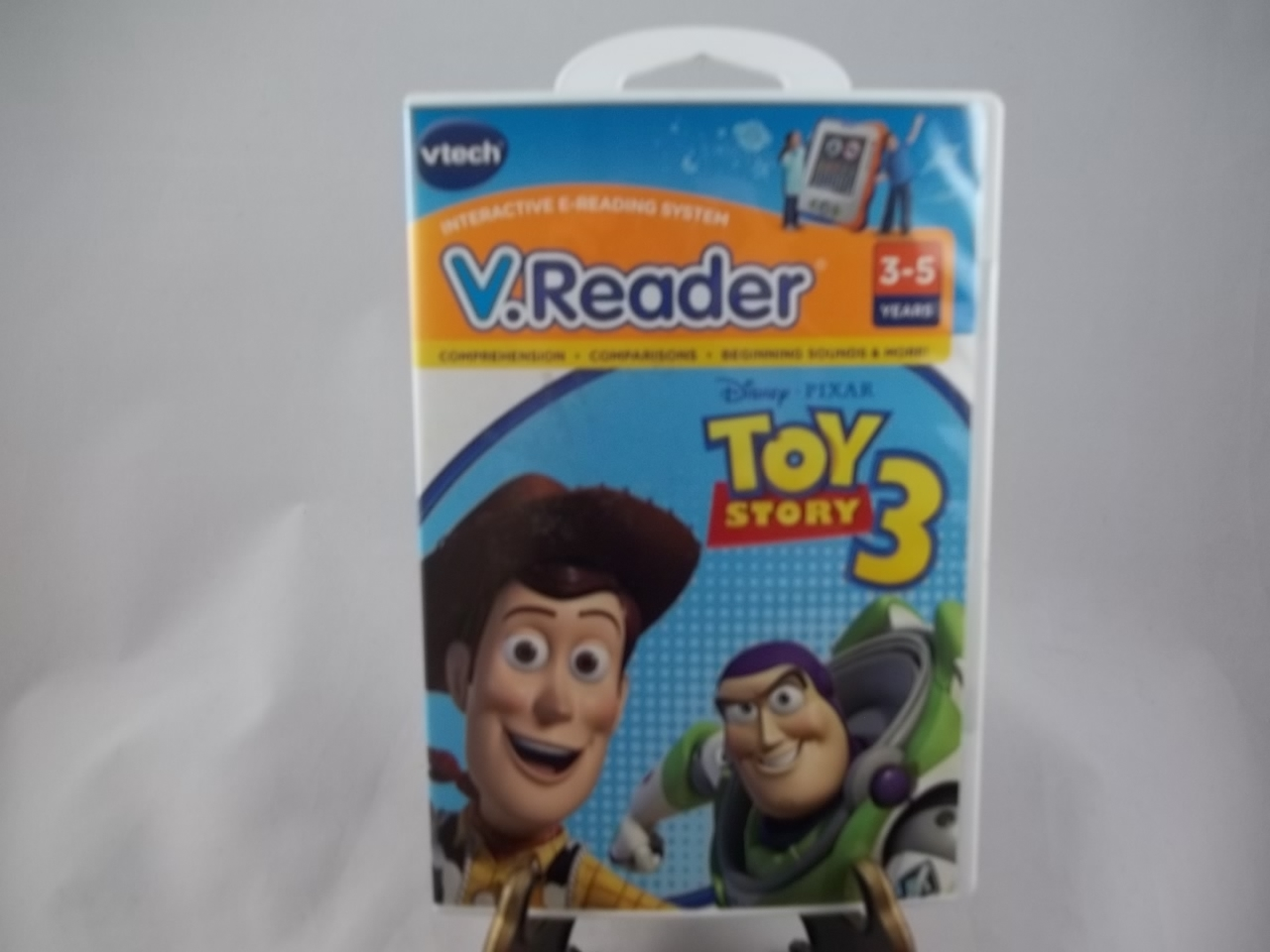 Primary image for Vtech V.Reader Toy Story 3 Interactive E-Reading System - Ages: 3-5 Years-NEW