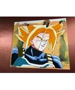 Dragon Ball Akira Toriyama cell picture original picture 95 - $1,123.94