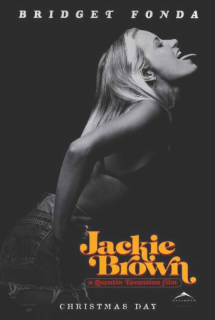 Bridget fonda jackie brown 27x40 poster