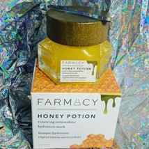Farmacy Honey Potion Renewing Antioxidant Warming Masque Mask & 50mL image 2